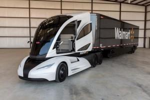 Walmart Truck 002